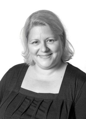 Nicole Käsermann, medizinische Praxisassistentin