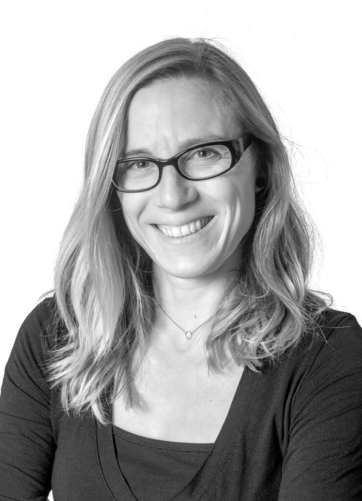 Stephanie Blessing, Tierärztin und Praxisinhaberin
